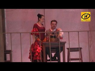 «Кармен» в Большом: первая оркестровая репетиция оперы прошла в Минске