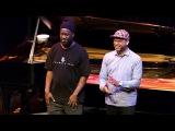 Jason Moran &amp Robert Glasper - Blue Note Festival 2014