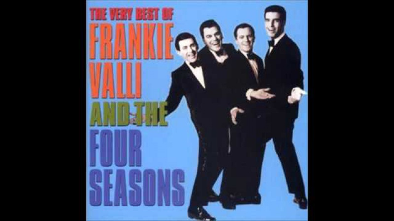 Cant Take My Eyes Off You - Frankie Valli and The 4 Seasons lyrics