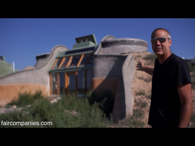 Earthships self-sustaining homes for a post-apocalyptic land