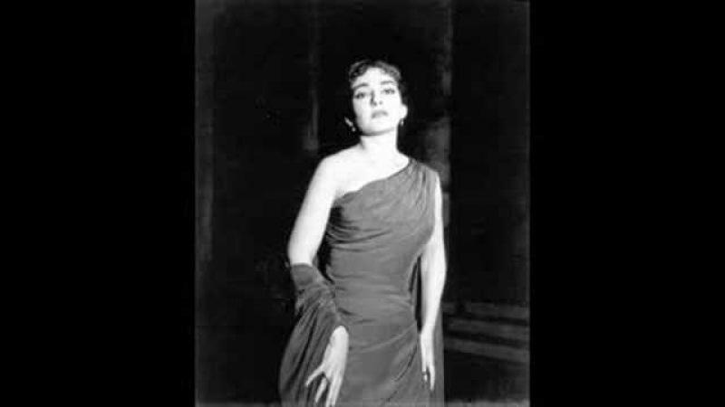 María Callas - Saint-Saëns Samson et Dalila, Act II