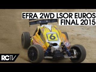 Финал EFRA 2WD LSOR Euros - 5ый масштаб (Австрия)