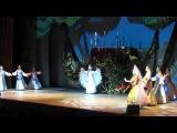 Мюзикл Лукоморье - Раздолье (Дарья Зуева, Алиса Суменкова, Елена Газаева)