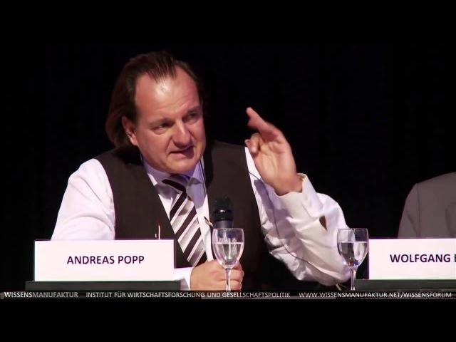 Die pure Wahrheit in 6 Minuten mit Andreas Popp
