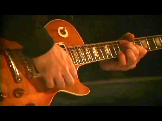 Gary Moore ''Separate Ways'' (HQ live from London 1992,with extended guitar intro )