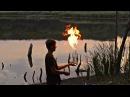 ОГНЕДЫШАЩАЯ КОЛА ! Огненная ракета из Кока-Колы заправленной газом