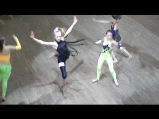 Волна успеха, 4 лига юниоры диско соло Фадеева Вероника 3 место