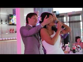 Яна и Сергей - свадебная песня