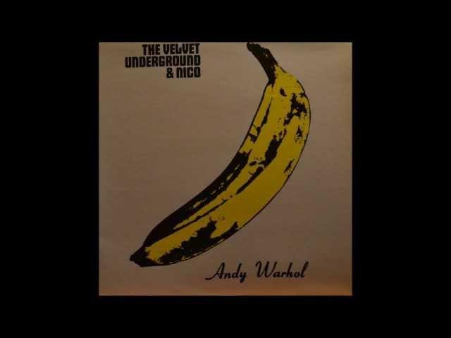 The Velvet Underground and Nico Full album vinyl LP