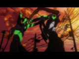 Evangelion AMV Celldweller- First Person Shooter