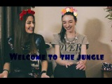 Neon Jungle -Welcome To The Jungle ( Cover by D &amp G )