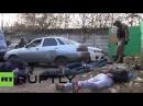 Задержание вооруженных наркоторговцев спецназом ФСКН