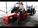 Минитрактор беларус 132н лучший мини-трактор беларусь