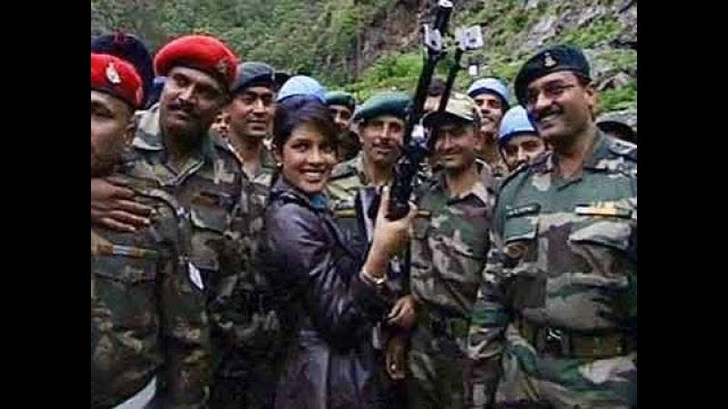Jai Jawan with Priyanka Chopra (Aired: August 2007)