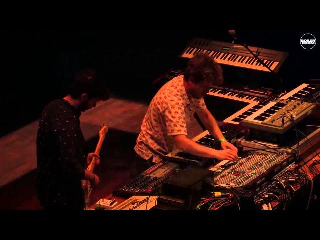 Juju Jordash Online Radio Festival x Boiler Room Live Set