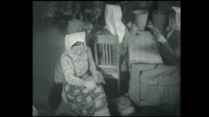 Uutiskuvia talvisodan päättyessä. Palava Petsamo ja evakkoja. Suomi-Filmin uutiskuvia 8, 1940