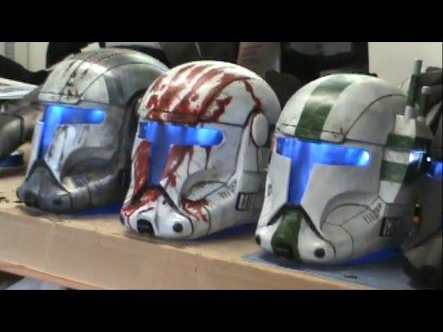 Custom Delta Squad Helmets - Boss, Scorch, SEV, Fixer
