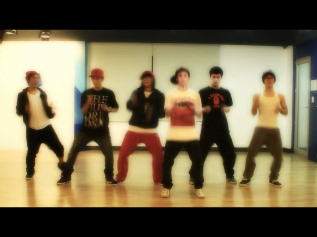 BEAST/B2ST - V.I.U dance?