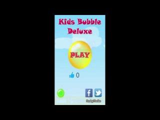 Pop Bubble Kids Deluxe - Free Bubble Pop Game
