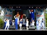 9 мая 2015 г.Гурьевск ансамбль Маленькая страна песня Завалинка
