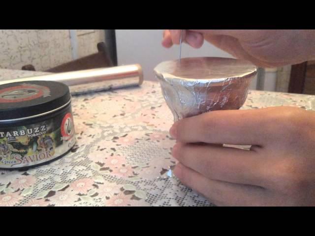 Чаши для кальяна своими руками
