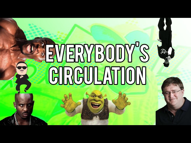 TMABird Everybody's Circulation Lyric Video