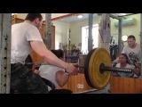 Gunel Talybova Squat 100 kg x 10 reps