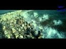 Mega Tsunami (scenes from the film - Haeundae 2009) 1080p