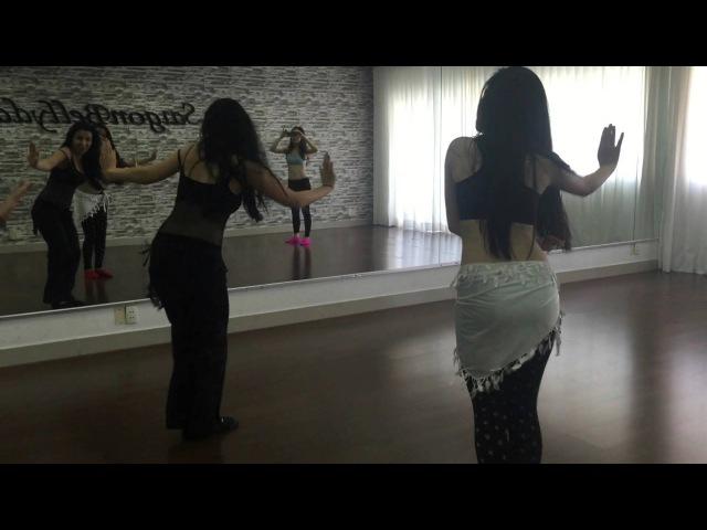 Modern Khaleegy Dance Mix- Choreography by Daila