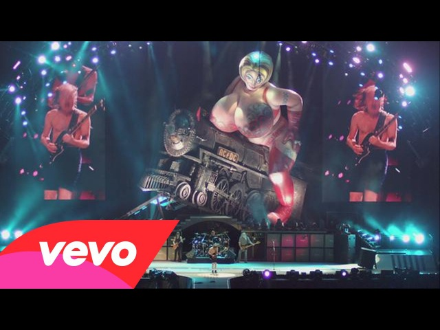ACDC - Whole Lotta Rosie (from Live at River Plate)