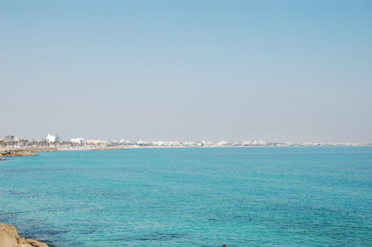 побережье Средиземного моря (туниская версия)