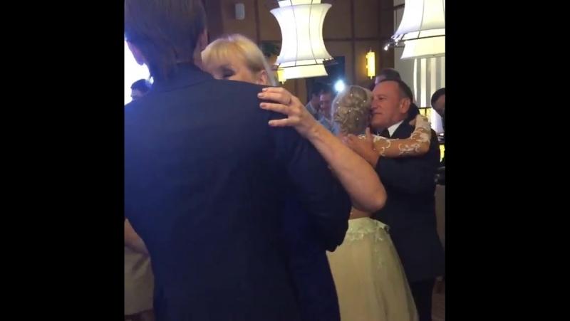 Танец невесты и отца. Танец жениха и мамы.vlszhtrnkvweddingсвадьба7days