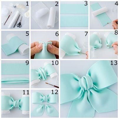 Как сделать красивый цветок из мастики