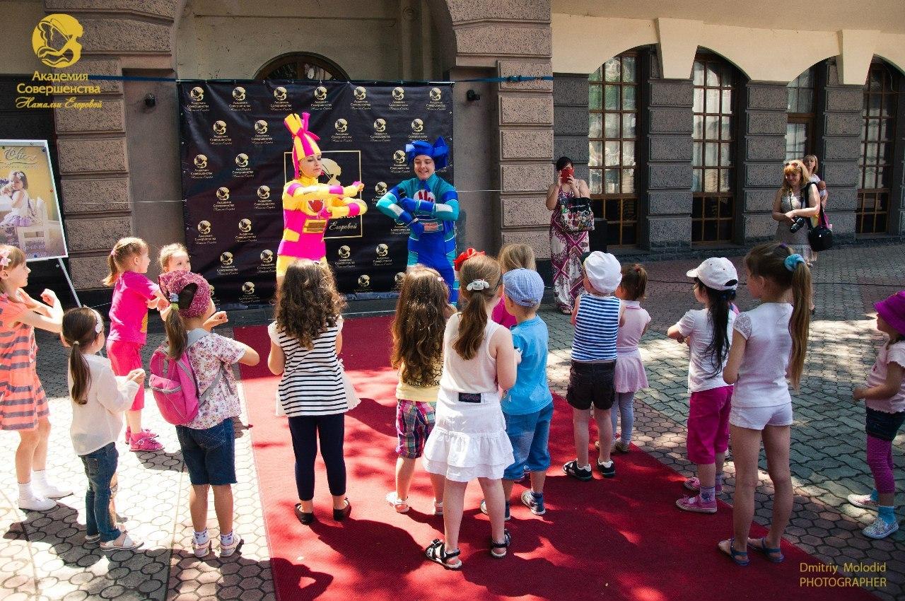 детские аниматоры на выезд в Запорожье