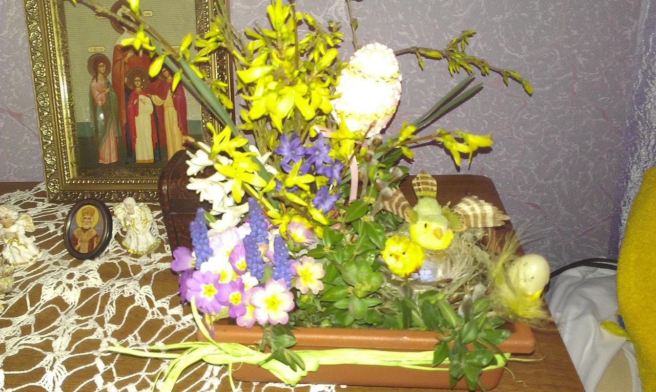 Весна... Пришел рассвет и миру улыбнулся... RMRJrPX6WOg