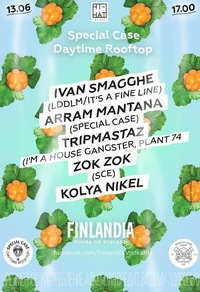 Special Case Daytime Rooftop w/Ivan Smagghe