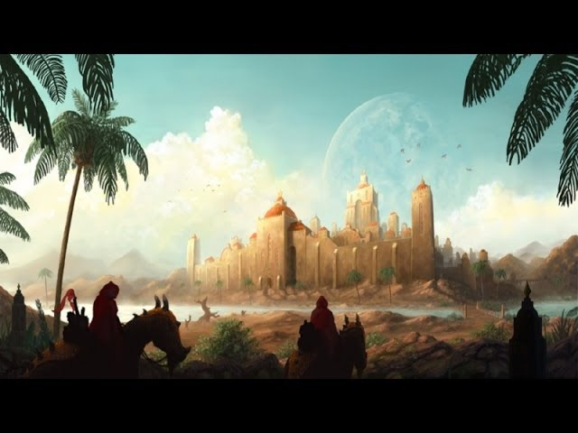 Ancient Arabic Music - Bazaar Merchants