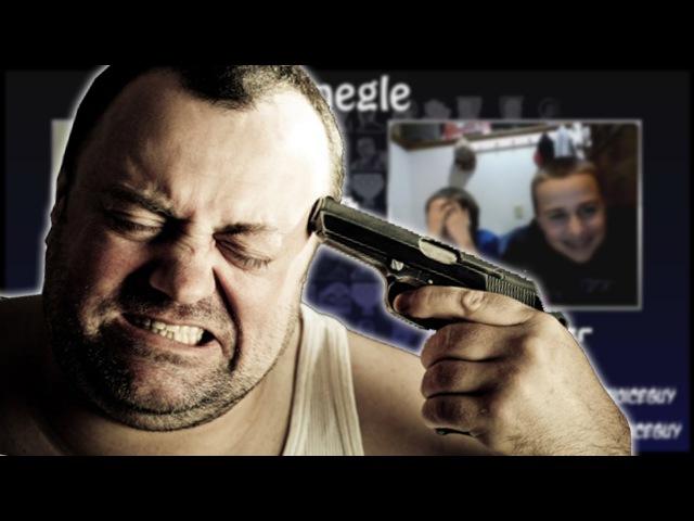 RUSSIAN ROULETTE PRANK! - (LIVE SUICIDE PRANK ON OMEGLE)