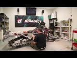Complete Sled Wrap Installation How-To Video from thedecalden.com
