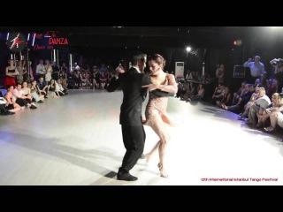 Vanesa Villalba & Facundo Pinero, 5-5, International Istanbul Tango Festival, 1 -5 July 2015