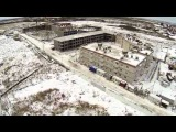 24.11.2014 Взгляд с высоты. Первый Пермский микрорайон.