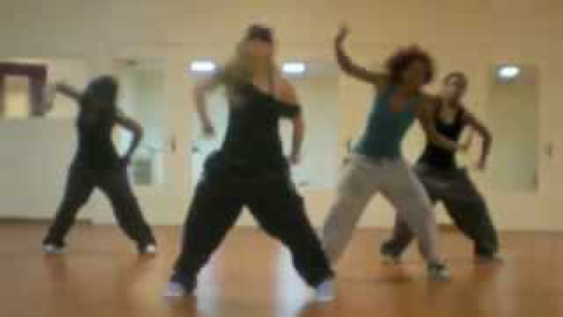 Laure Courtellemont Ragga Jam Dancehall - WE A TAKE IT OFF