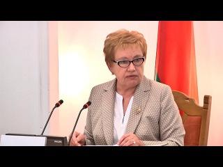 Заседание Центризбиркома прошло в Минске