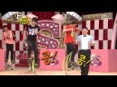 080816 SHINee Jumping and fighting with a PRO