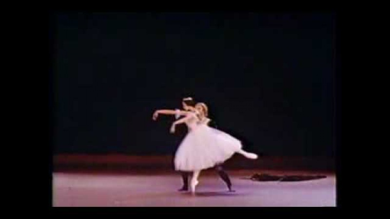 Gisselle PDD- 1977 Bolshoi Nadezhda Pavlova