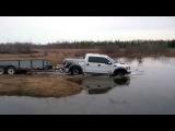Ford Raptor Car Wash