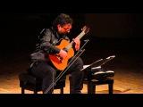 Castelnuovo-Tedesco - Escarraman (Aniello Desiderio, guitar)