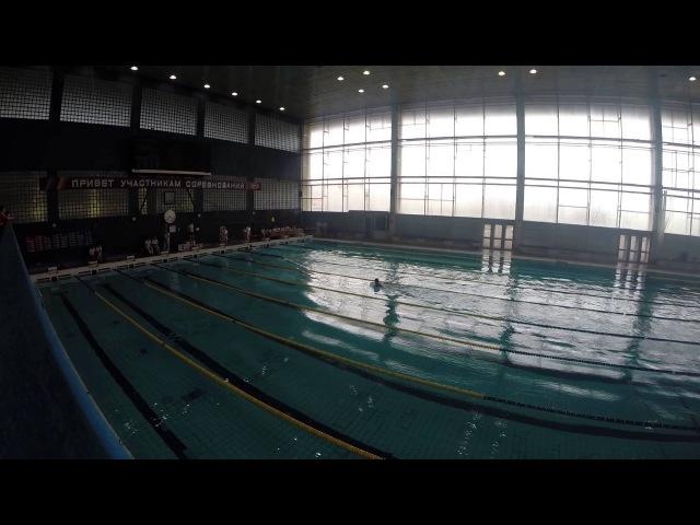 4x50m. medley relay KPI