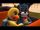 Двойное Свидание - Приключения Аниматроников 5 Ночей с Фредди ФНАФ анимация