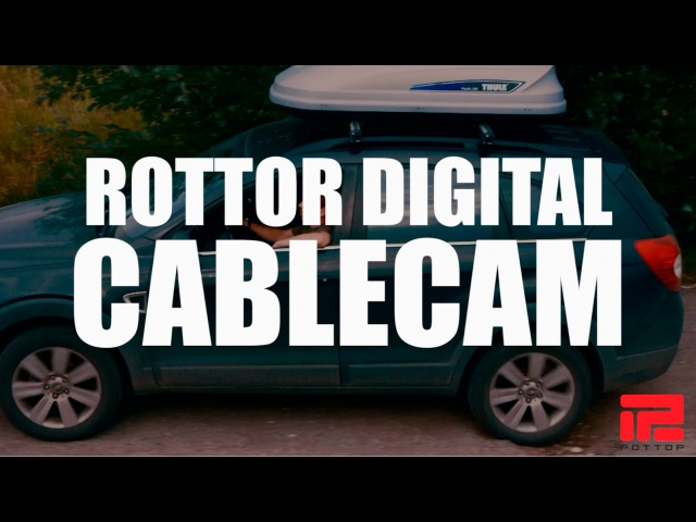 Rottor Digital CableCam showreel